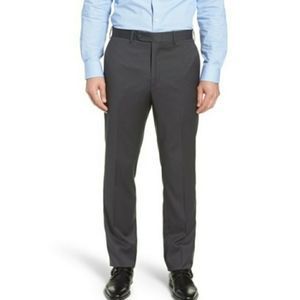 John W. Nordstrom Classic Fit Solid Dress Pants